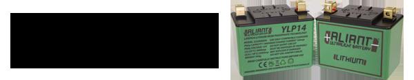 Пусковые литий-железо-фосфатные аккумуляторы Aliant